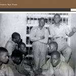 """The homepage of the new online database """"'To See Justice Done': Letters from the Scottsboro Trials."""""""