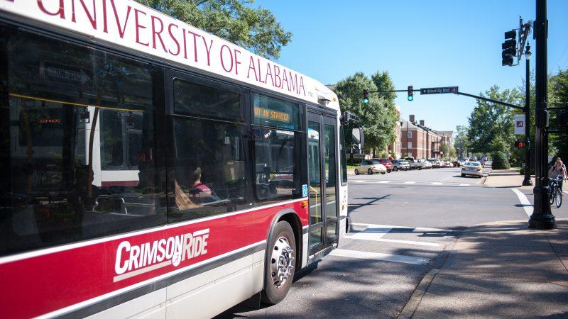 UA shuttle bus