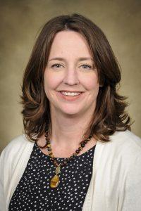 portrait of Dr. Lesley Reid