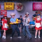 """SummerTide's 2018 production of """"Pump Boys and Dinettes."""""""