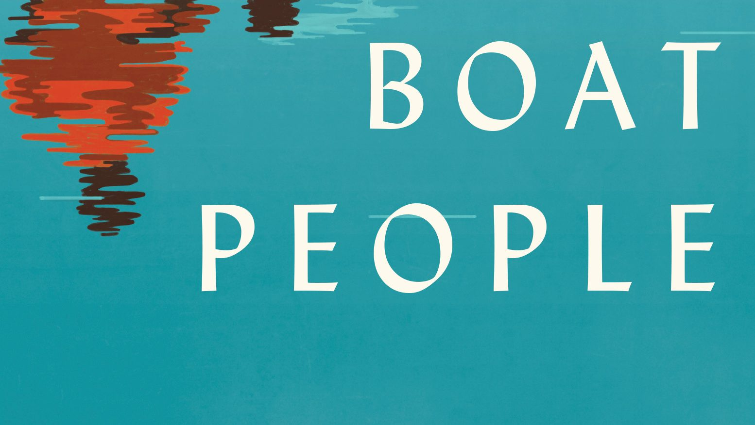 Cover of The Boat People