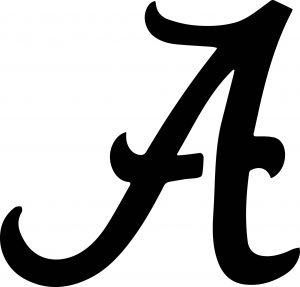 script A logo