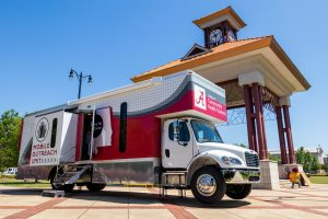 The University Medical Center Mobile Outreach Unit