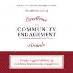 Community Engagement Awards logo