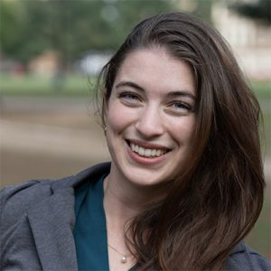 Headshot of Mason Olivia Blanke
