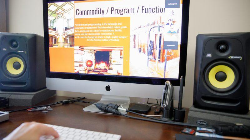 An online OLLI class on a computer screen.