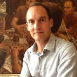Jason Guynes, chairman of the art and art history department