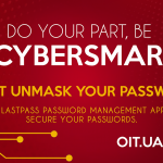 Don't unmask your password. Use LastPass.
