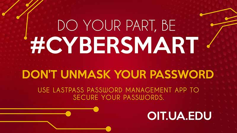Cybersmart Password graphic