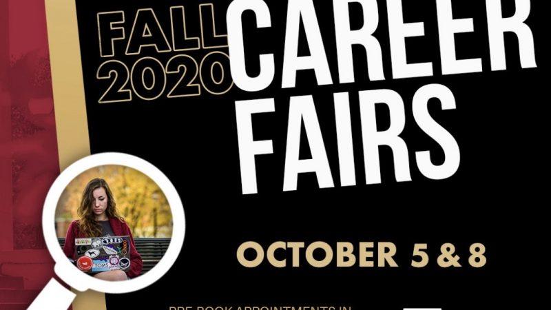 Career Fairs October