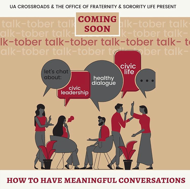 Coming soon Talk-tober How to Have Meaningful Conversations