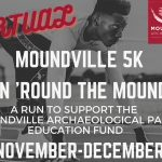 The Moundville virtual 5K poster.