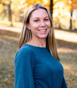 A headshot of Sara McDanie
