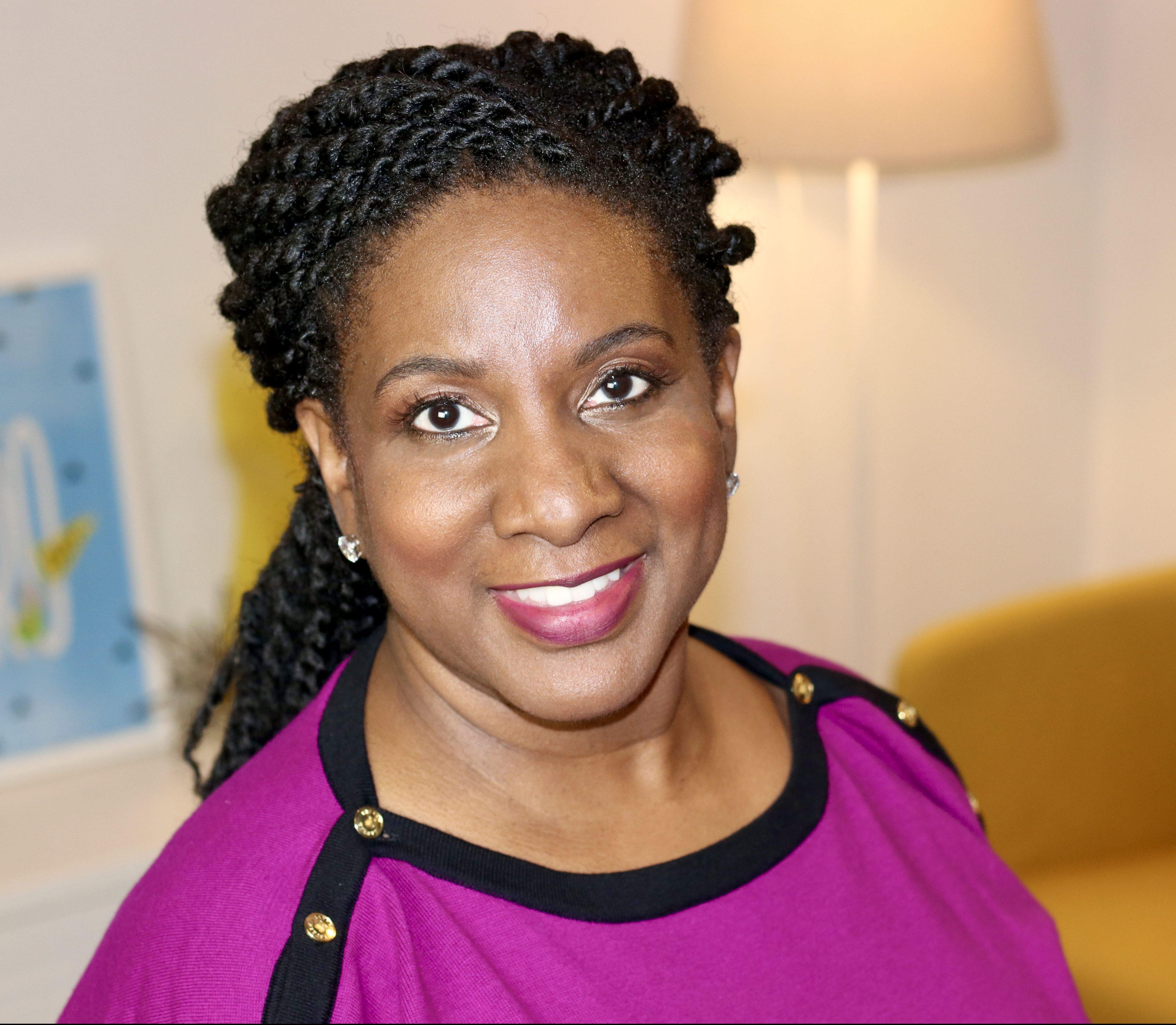 Doctor Schnavia Smith Hatcher, dean of the UA School of Social Work