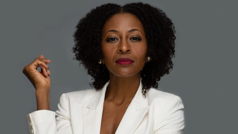Dr. Krystal Williams, assistant professor of higher education