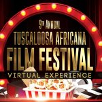 The Tuscaloosa Africana Film Festival poster