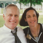 A photo of Pettus Randall III and Cathy Randall