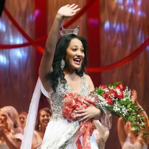 Tiara Pennington, a political science major and the first Black woman to be crowned Miss University of Alabama is the reigning Miss Alabama.