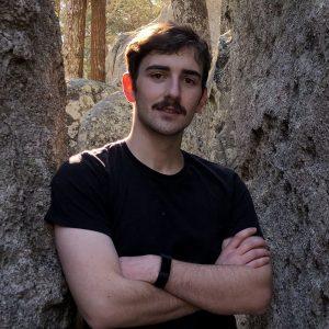 Headshot of Jackson Burns.