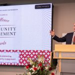 Dr. Stuart Bell, Excellence in Community Engagement Awards