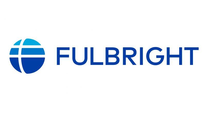 The Fulbright Scholarship logo