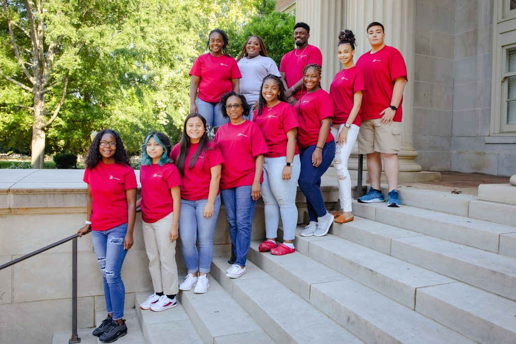 A group photo of this year's Minority Rural Health Scholars