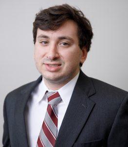 A headshot of Ben Schwartz