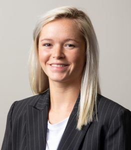 A headshot of Cayla Gilliland
