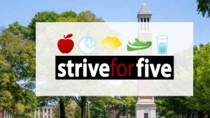 Strive for Five